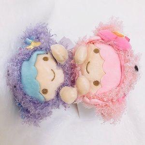 Sanrio Little Twin Stars Puppy Plush